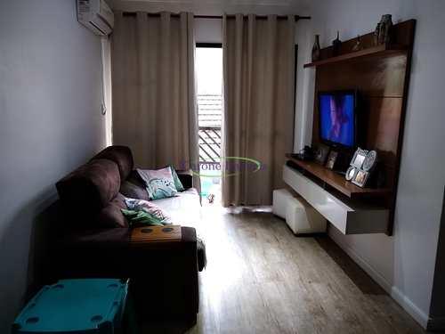 Apartamento, código 64153119 em Santos, bairro Marapé