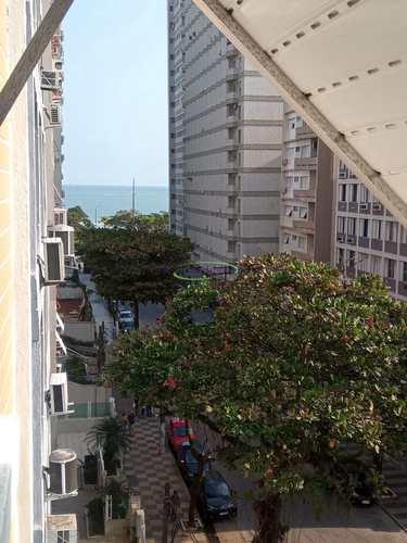 Apartamento, código 64153120 em Santos, bairro Aparecida