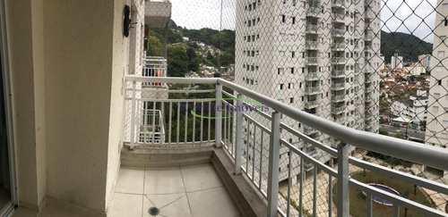 Apartamento, código 64153133 em Santos, bairro Marapé