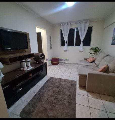 Apartamento, código 64153145 em Santos, bairro Ponta da Praia