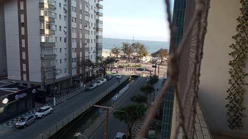Apartamento, código 64153146 em Santos, bairro Boqueirão