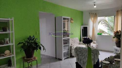 Apartamento, código 64153152 em Santos, bairro Embaré