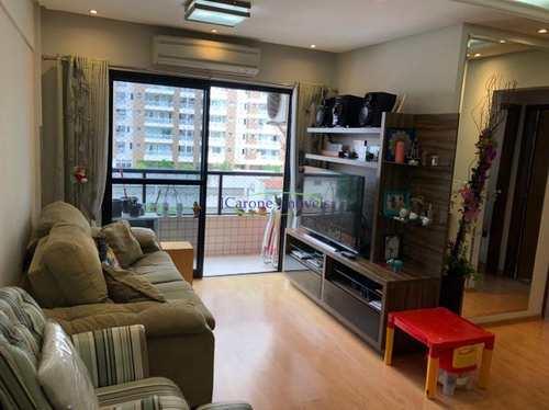 Apartamento, código 64153153 em Santos, bairro Encruzilhada