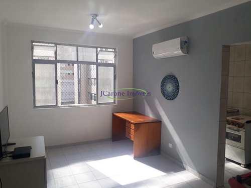 Sala Living, código 64153155 em Santos, bairro Embaré