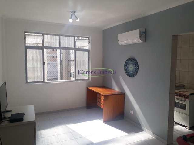 Sala Living em Santos, no bairro Embaré