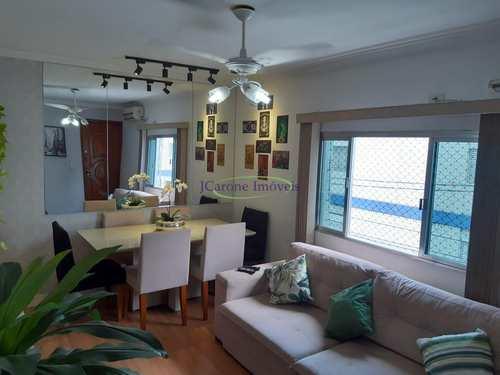 Apartamento, código 64153159 em Santos, bairro Aparecida