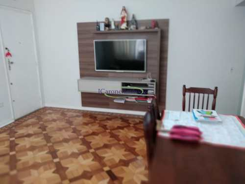 Apartamento, código 64153168 em Santos, bairro Ponta da Praia