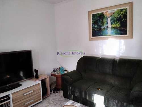 Apartamento, código 64153172 em Santos, bairro Embaré
