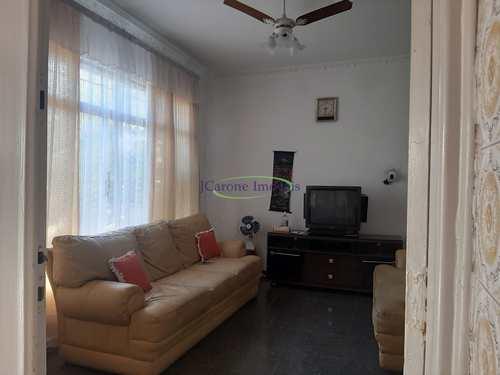 Casa, código 64153174 em Santos, bairro Campo Grande