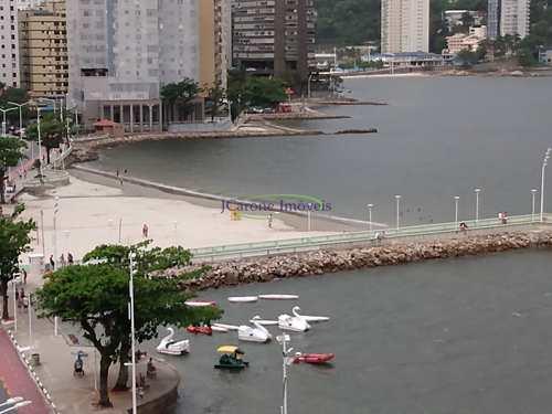 Apartamento, código 64153176 em São Vicente, bairro Itararé