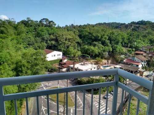 Apartamento, código 64153180 em Santos, bairro Morro Nova Cintra