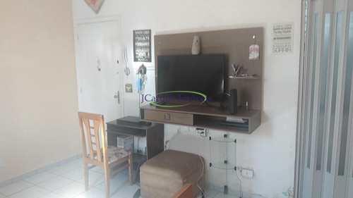 Apartamento, código 64153181 em Santos, bairro Boqueirão