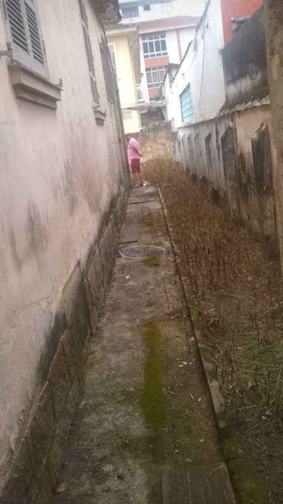 Terreno em Santos, no bairro Aparecida