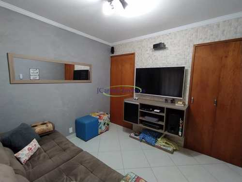 Apartamento, código 64153185 em Santos, bairro Aparecida