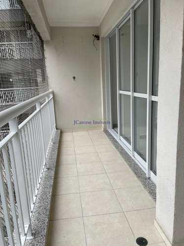 Apartamento, código 64153186 em Santos, bairro Vila Mathias