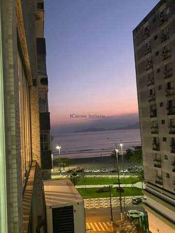 Apartamento, código 64153190 em Santos, bairro Ponta da Praia