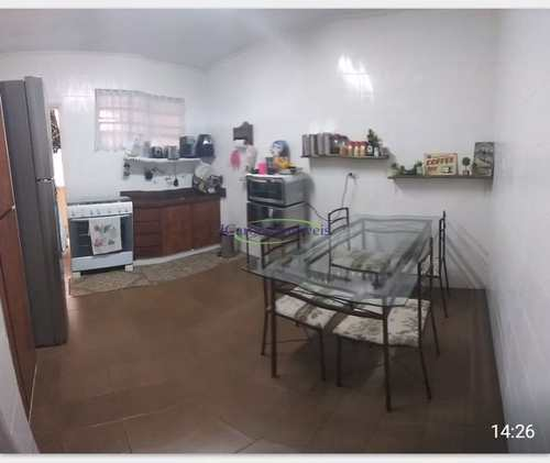Apartamento, código 64153197 em Santos, bairro Boqueirão