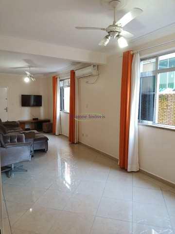 Apartamento, código 64153202 em Santos, bairro Encruzilhada