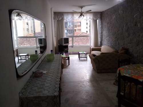 Apartamento, código 64153206 em Santos, bairro Aparecida