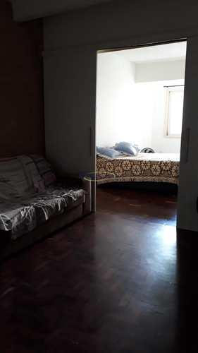 Apartamento, código 64153217 em Santos, bairro Boqueirão