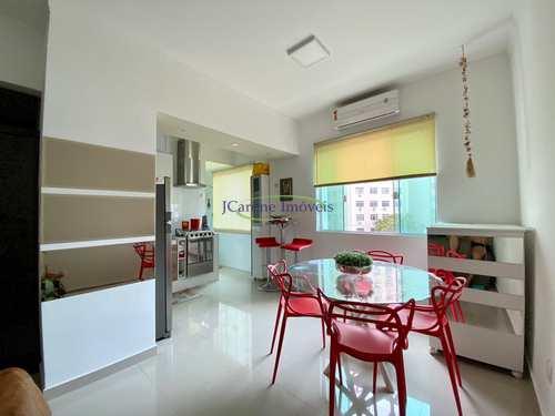 Apartamento, código 64153222 em Santos, bairro José Menino
