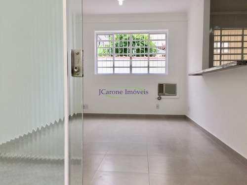 Apartamento, código 64153227 em Santos, bairro Embaré