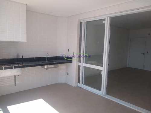 Apartamento, código 64153231 em Santos, bairro Pompéia