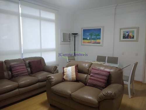 Apartamento, código 64153233 em Santos, bairro Aparecida