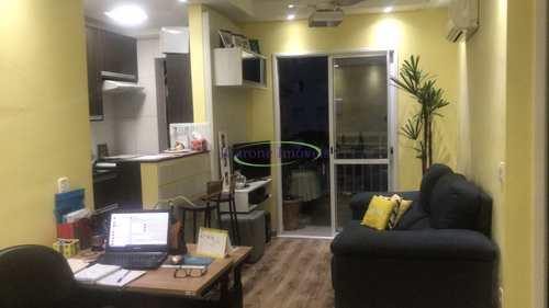 Apartamento, código 64153234 em Santos, bairro Marapé
