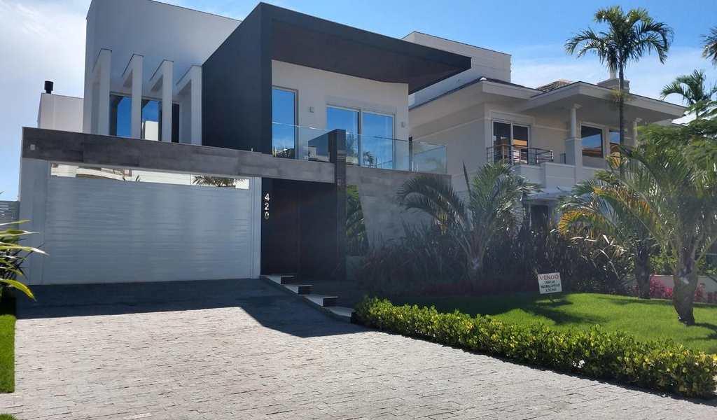 Casa em Florianópolis, bairro Jurerê