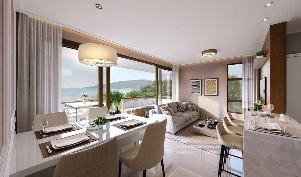 Apartamento em Florianópolis, no bairro Ingleses do Rio Vermelho