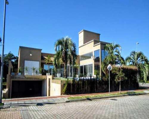 Casa, código 33451510 em Florianópolis, bairro Jurerê Internacional