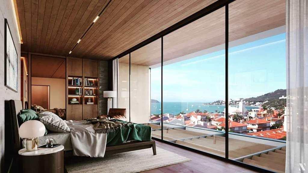 Apartamento em Florianópolis, no bairro Jurerê