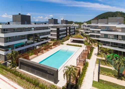 Apartamento, código 33995354 em Florianópolis, bairro Jurerê Internacional