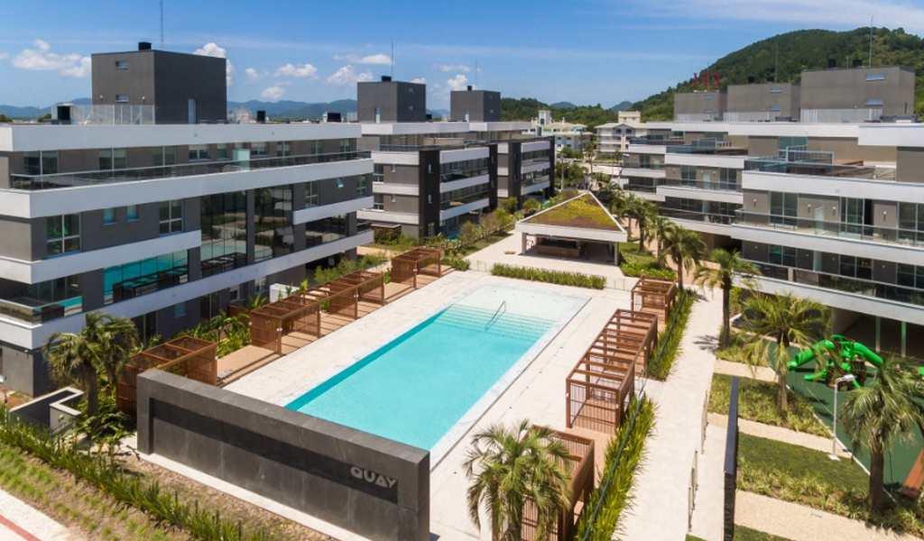 Apartamento em Florianópolis, bairro Jurerê Internacional