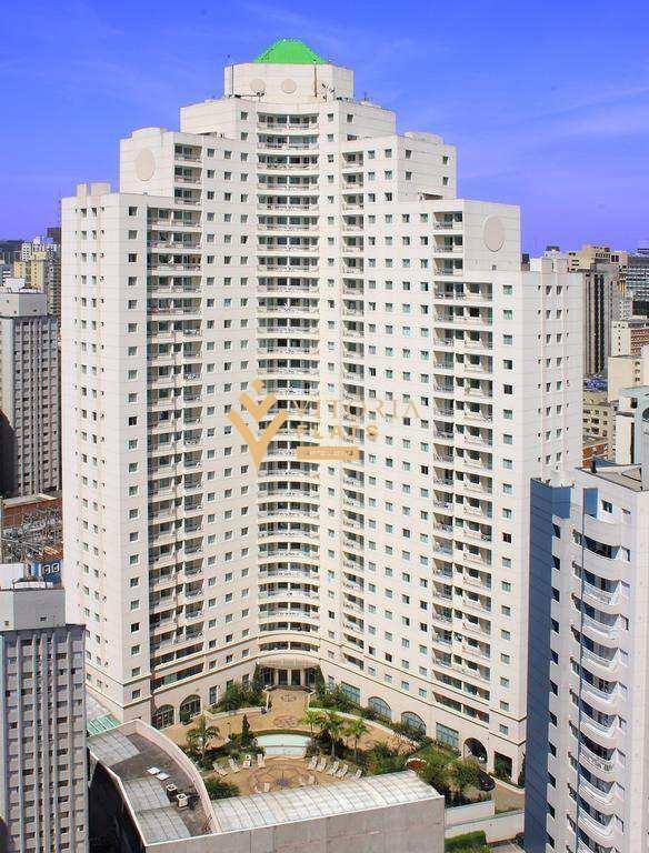 Flat em São Paulo, no bairro Consolação