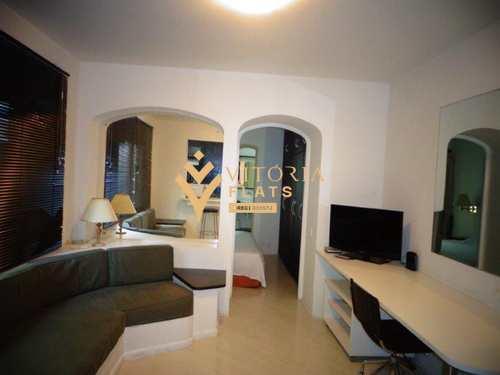 Flat, código 64375665 em São Paulo, bairro Jardim Paulista