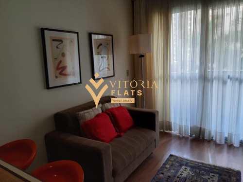 Flat, código 64368844 em São Paulo, bairro Vila Uberabinha