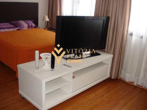 Flat, código 64368093 em São Paulo, bairro Indianópolis