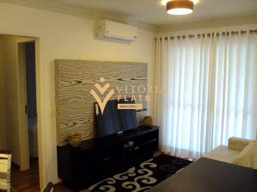 Flat, código 64352232 em São Paulo, bairro Bela Vista