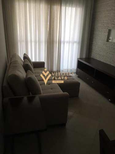 Flat, código 64352194 em São Paulo, bairro Liberdade