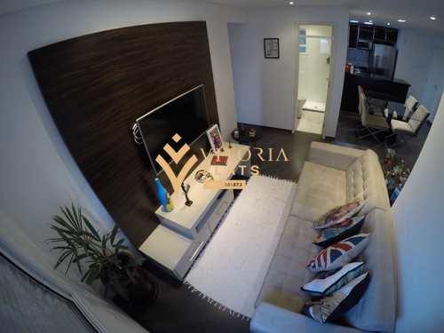 Flat, código 64340393 em São Paulo, bairro Cambuci