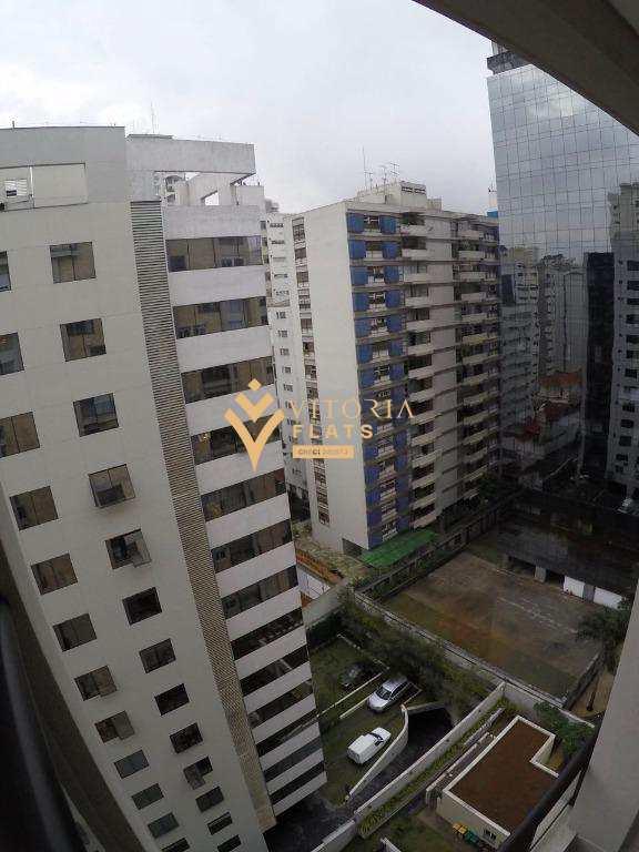 Flat em São Paulo, no bairro Paraíso