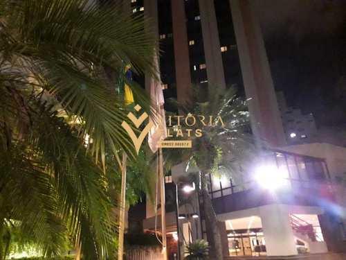 Flat, código 64259772 em São Paulo, bairro Jardim Paulista