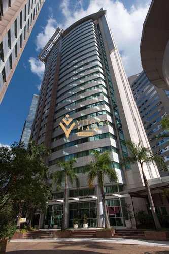 Flat, código 64253381 em São Paulo, bairro Vila Olímpia