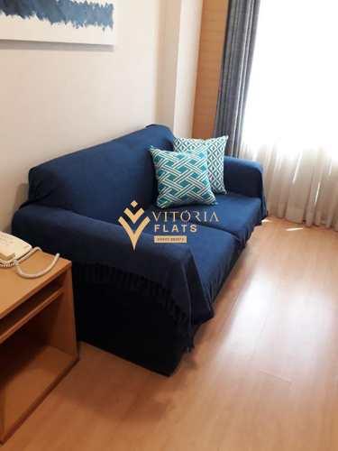 Flat, código 64250533 em São Paulo, bairro Consolação