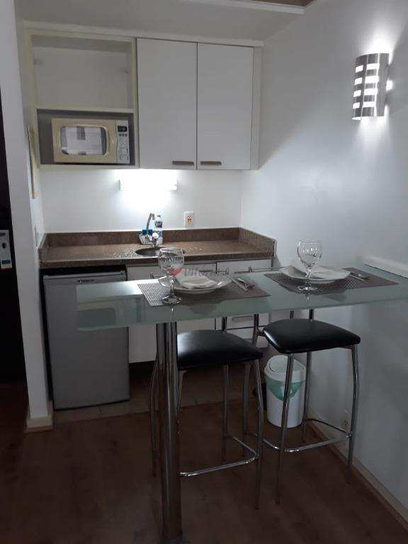 Flat em São Paulo, no bairro Itaim Bibi