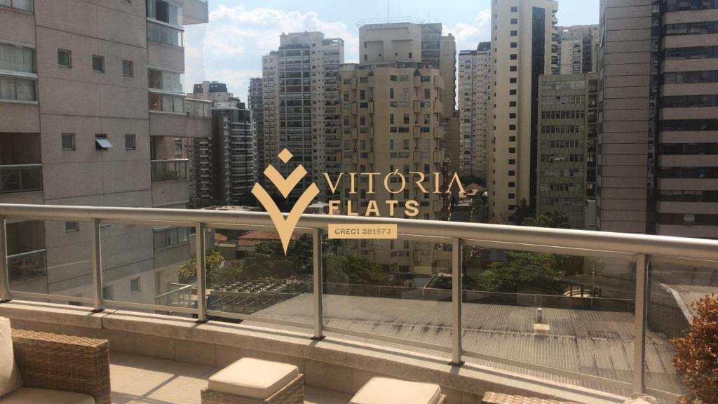 Flat em São Paulo, no bairro Vila Nova Conceição