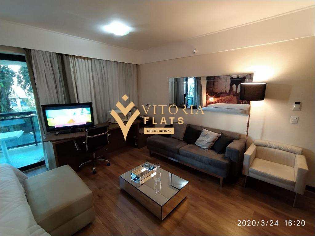 Flat em São Paulo, no bairro Indianópolis