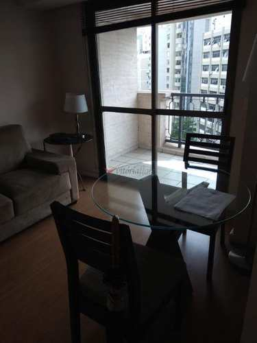 Flat, código 63166648 em São Paulo, bairro Vila Nova Conceição